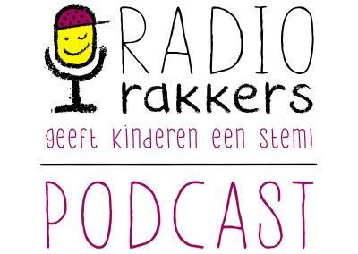 Radiorakkers kinderpodcast