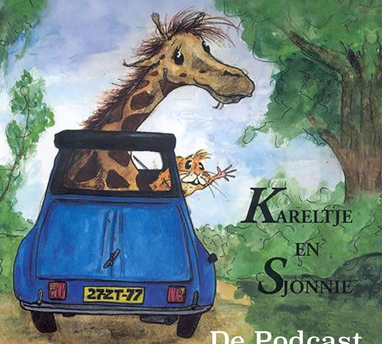 Kareltje en Sjonnie De Podcast