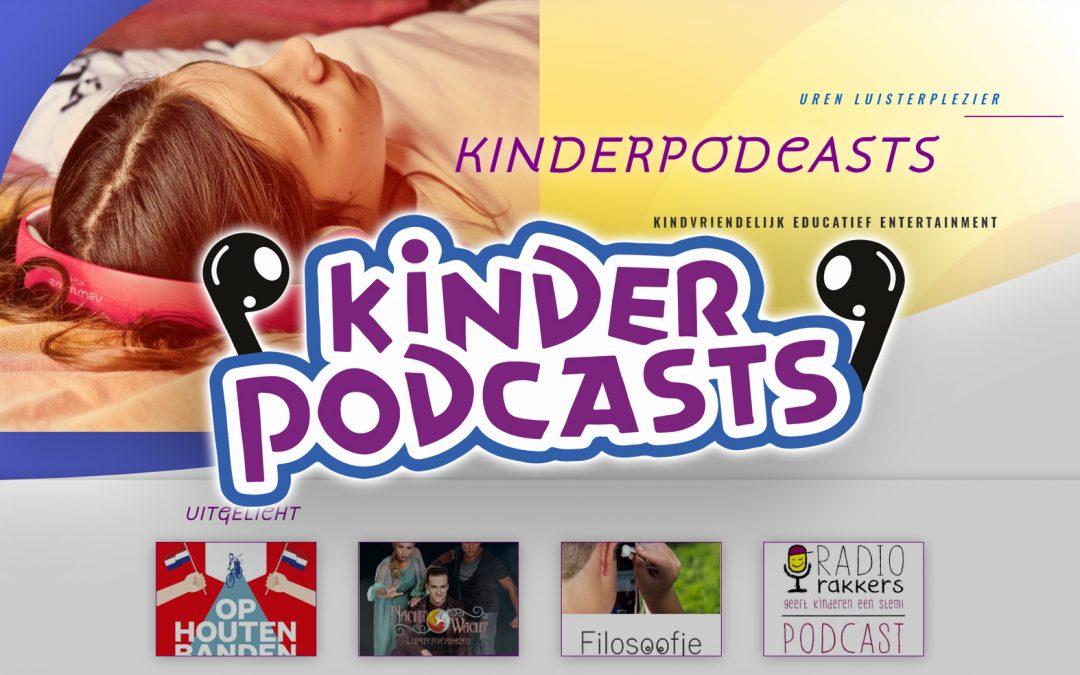 Platform Kinderpodcast gelanceerd