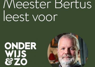 Meester Bertus leest voor