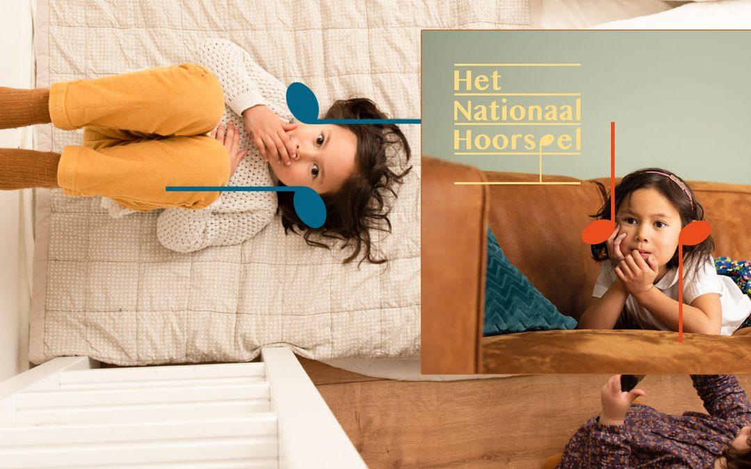 Nieuwe kinderpodcast: Het Nationaal Hoorspel