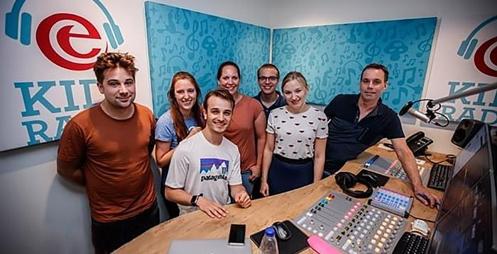 Efteling Kids Radio stopt met gepresenteerde programma's