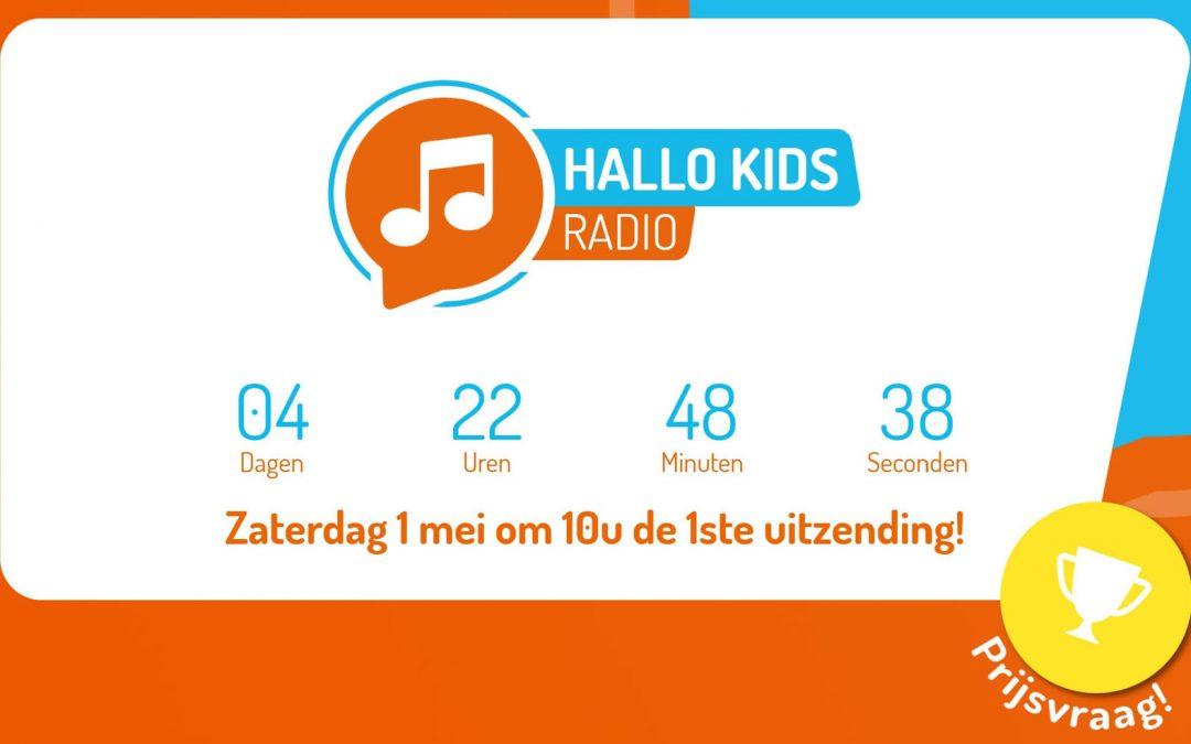 Nieuwe kinderzender: Hallo Kids Radio