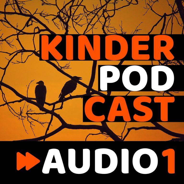 Kinderpodcast   11-9-2021   AUDIO 1   Griezelverhalen   Herrie bij de buren   Kinderen